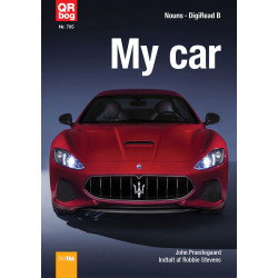 My car - DigiRead B - Nouns