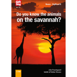 Do you know the animals on the savannah? - Nouns