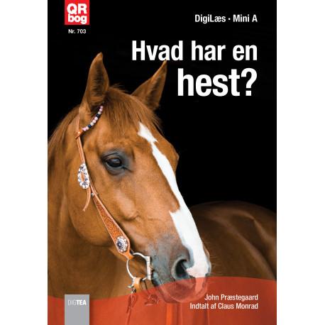 Hvordan ser en hest ud?