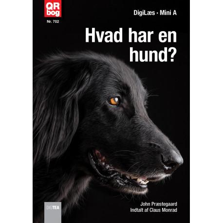 Hvordan ser en hund ud?