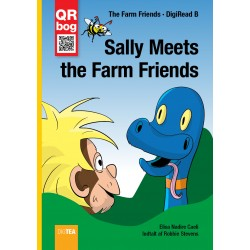 Sally Meets  the Farm Friends