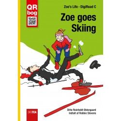 Zoe goes Skiing