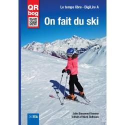 On fait du ski