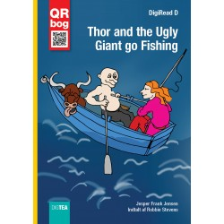 Thor and the Ugly Giant go Fishing