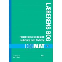 DigiMat 0, Lærervejledning