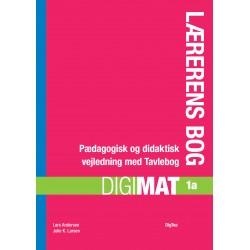 DigiMat 1a,  Lærerens bog