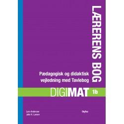 DigiMat 1b, Lærerens bog