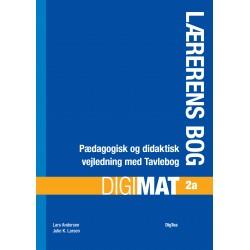 DigiMat 2a, Lærerens bog