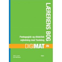 DigiMat 2b, Lærerens bog