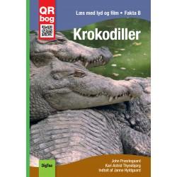 Krokodiller - Læs med lyd og film