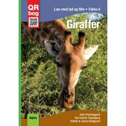 Giraffer - Læs med lyd og film