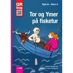 Tor og Ymer  på fisketur