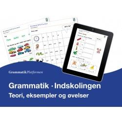 Grammatik indskoling