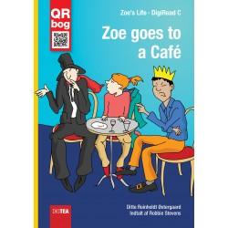 Zoe goes to  a Café