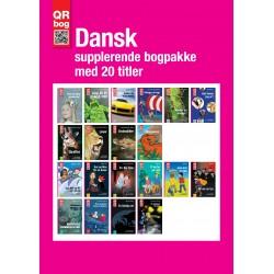 Dansk QRbogpakke
