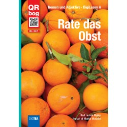 Rate das Obst