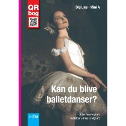 Kan du blive balletdanser?