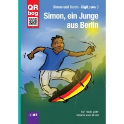 Simon, ein Junge aus Berlin