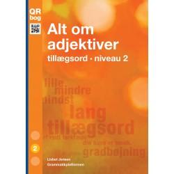 Alt om adjektiver · tillægsord · niveau 2
