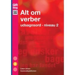 Alt om verber · udsagnsord · niveau 2