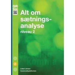 Alt om sætningsanalyse · niveau 2