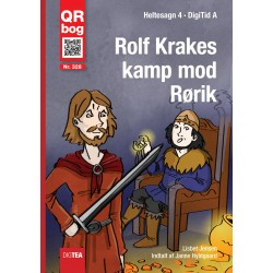 Rolf Krakes kamp mod  Rørik