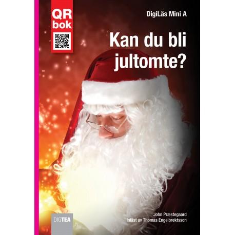 Kan du bli jultomte?