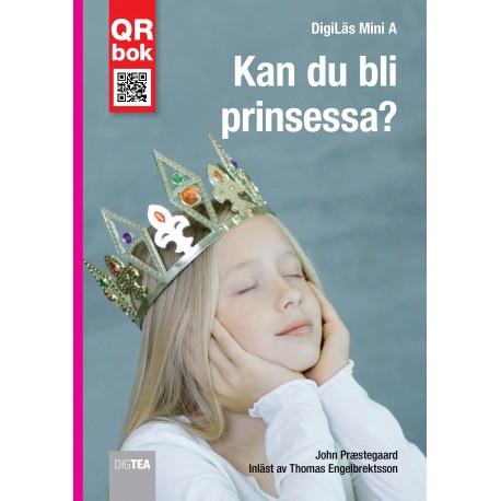 Kan du bli prinsessa