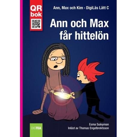 Ann och Max får hittelön