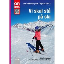 Vi skal stå på ski