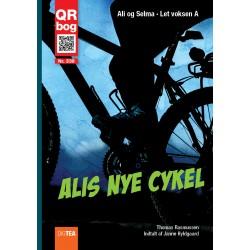 Alis nye cykel