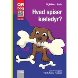 Hvad spiser kæledyr?