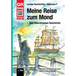 Meine Reise zum Mond –  Eine Münchhausen-Geschichte