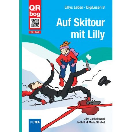 Auf Skitour  mit Lilly