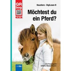 Möchtest du ein Pferd?
