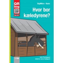 Hvor bor kæledyrene?