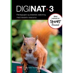 Diginat 3, Pædagogisk og didaktisk vejledning  med interaktiv ressource