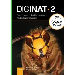 Diginat 2, Pædagogisk og didaktisk vejledning  med interaktiv ressource