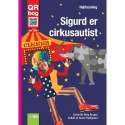 Sigurd er cirkusautist