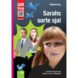 Sarahs sorte sjal