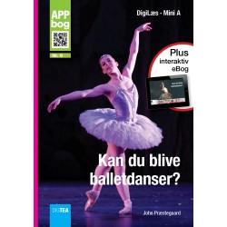 Kan du blive  balletdanser? APPbog