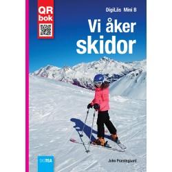 Vi åker skidor