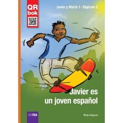 1. Javier es un español joven