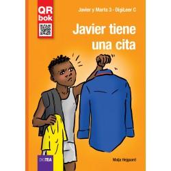 3. Javier tiene una cita