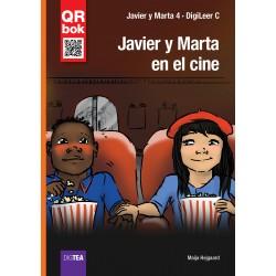 4. Javier y Marta en el cine