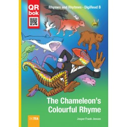 The Chameleon's Colourful  Rhyme