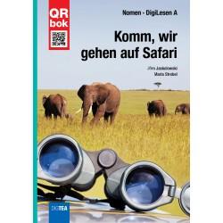Komm, wir gehen auf Safari