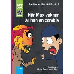 När Max vaknar är han en zombie