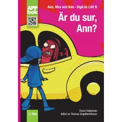 Är du sur Ann?