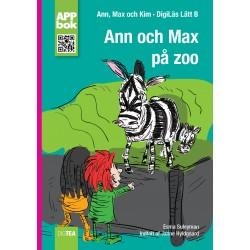 Ann och Max på zoo